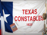 Texas Constables Flag