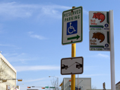 Disabled Parking Signage